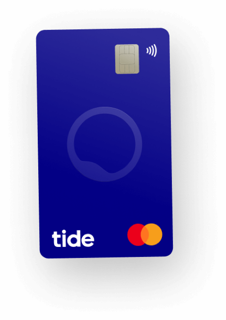 Tide Business Mastercard